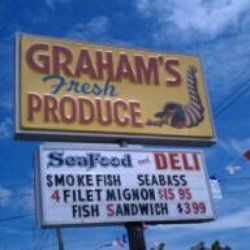 Graham's Produce St. Petersburg, FL